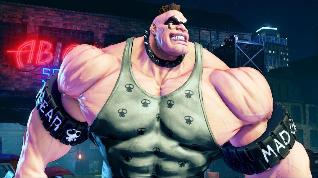Abigail - Street Fighter V