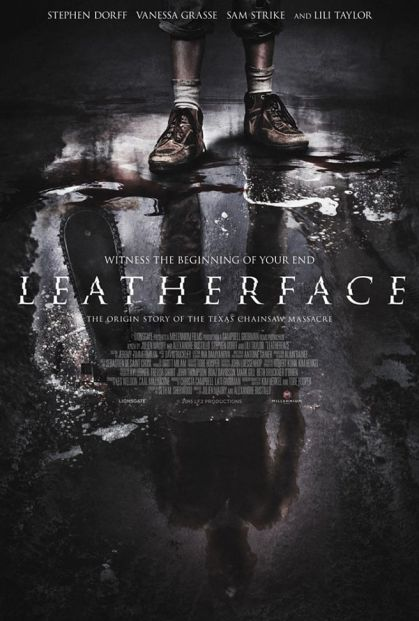 Leatherface - Poster
