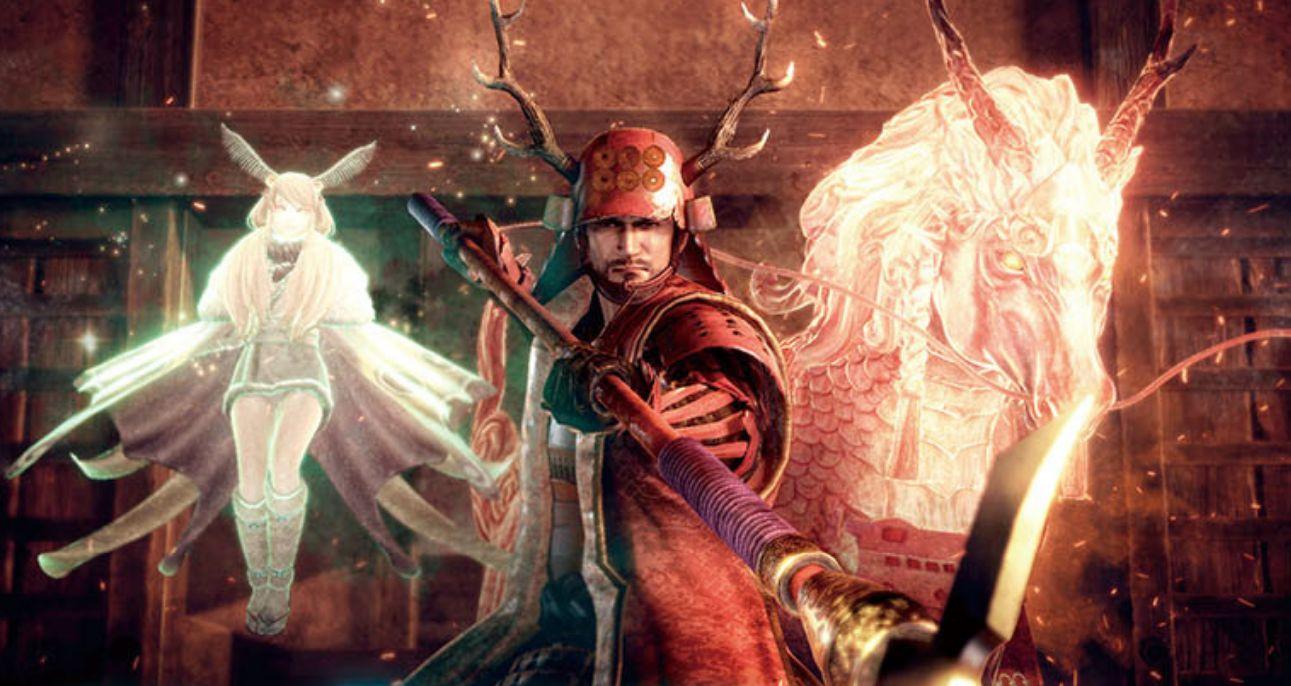 Genwa Enbu se confirma como el tercer DLC para Nioh