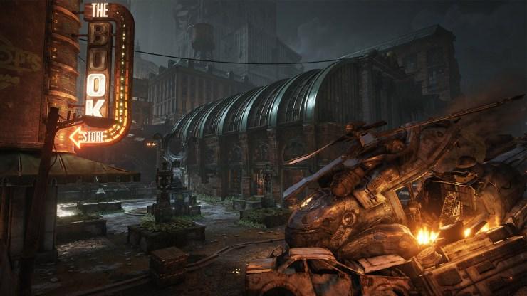 Ravendown - Gears of War 4
