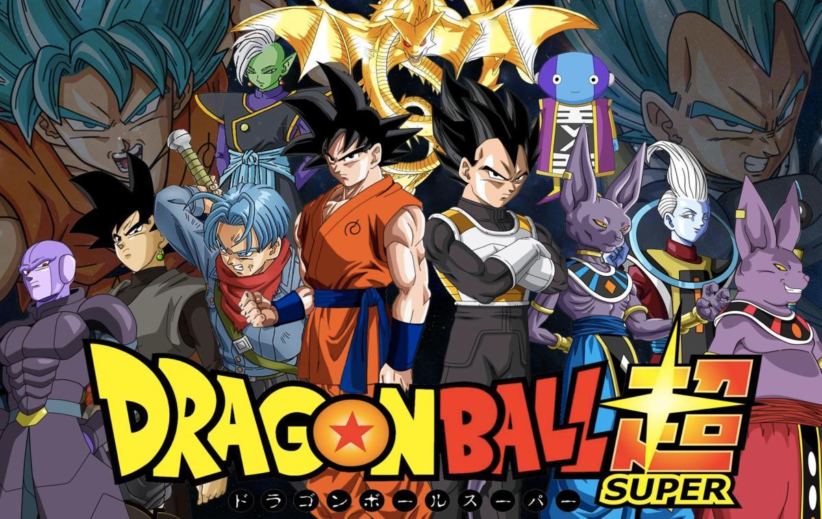 Comercial de Dragon Ball Super para Cartoon Network Latinoamérica