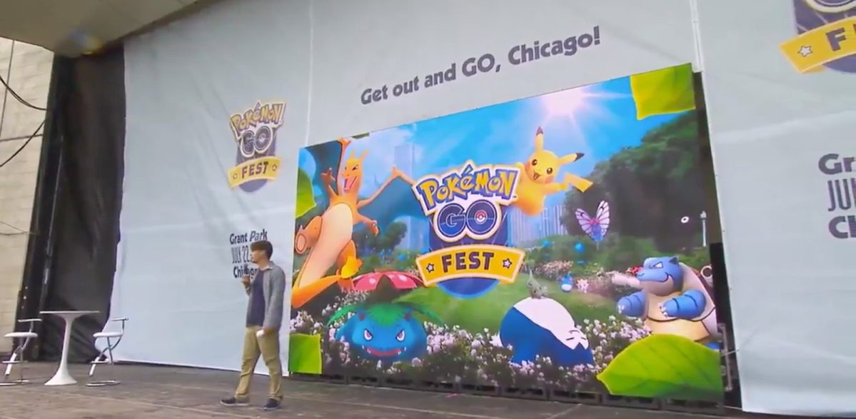 """Niantic sobre Pokémon GO Fest: """"Estamos horrorizados con los resultados"""""""