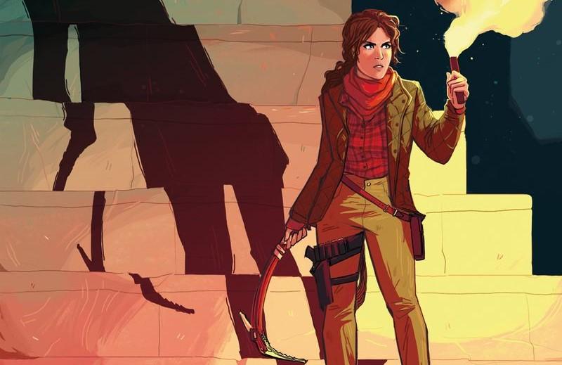 Tomb Raider: Survivor's Crusade será el próximo cómic de Lara Croft