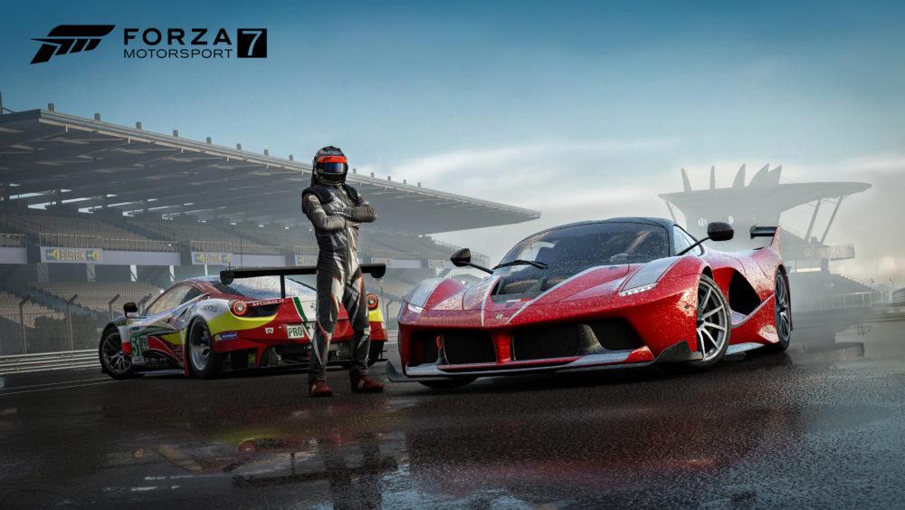 Ya está disponible el demo de Forza Motorsport 7