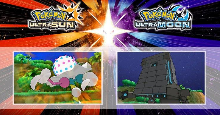 Nuevos detalles de Pokémon Ultra Sun y Ultra Moon