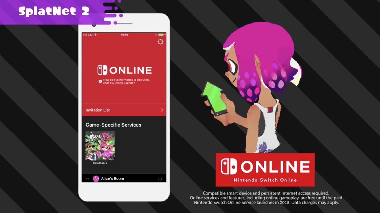 Comienza el periodo de prueba del servicio online en Chile — Nintendo Switch