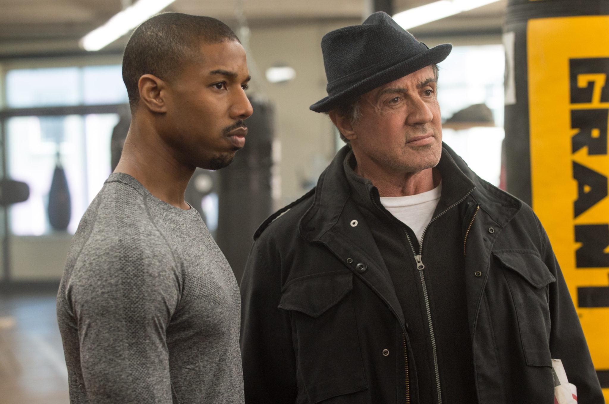 Sylvester Stallone dirigirá Creed 2
