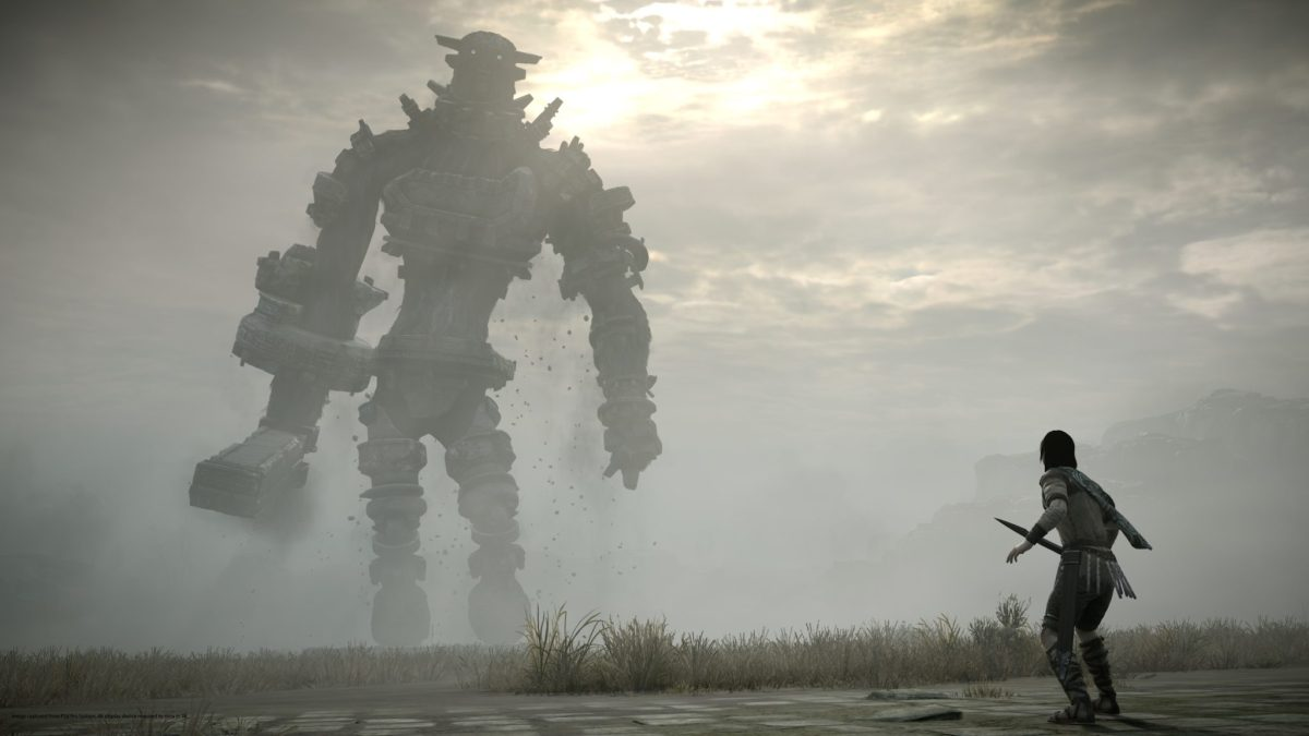 Sony aclara detalles sobre el remake de Shadow of the Colossus