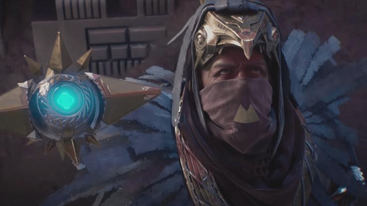 Destiny 2: Maldición de Osiris