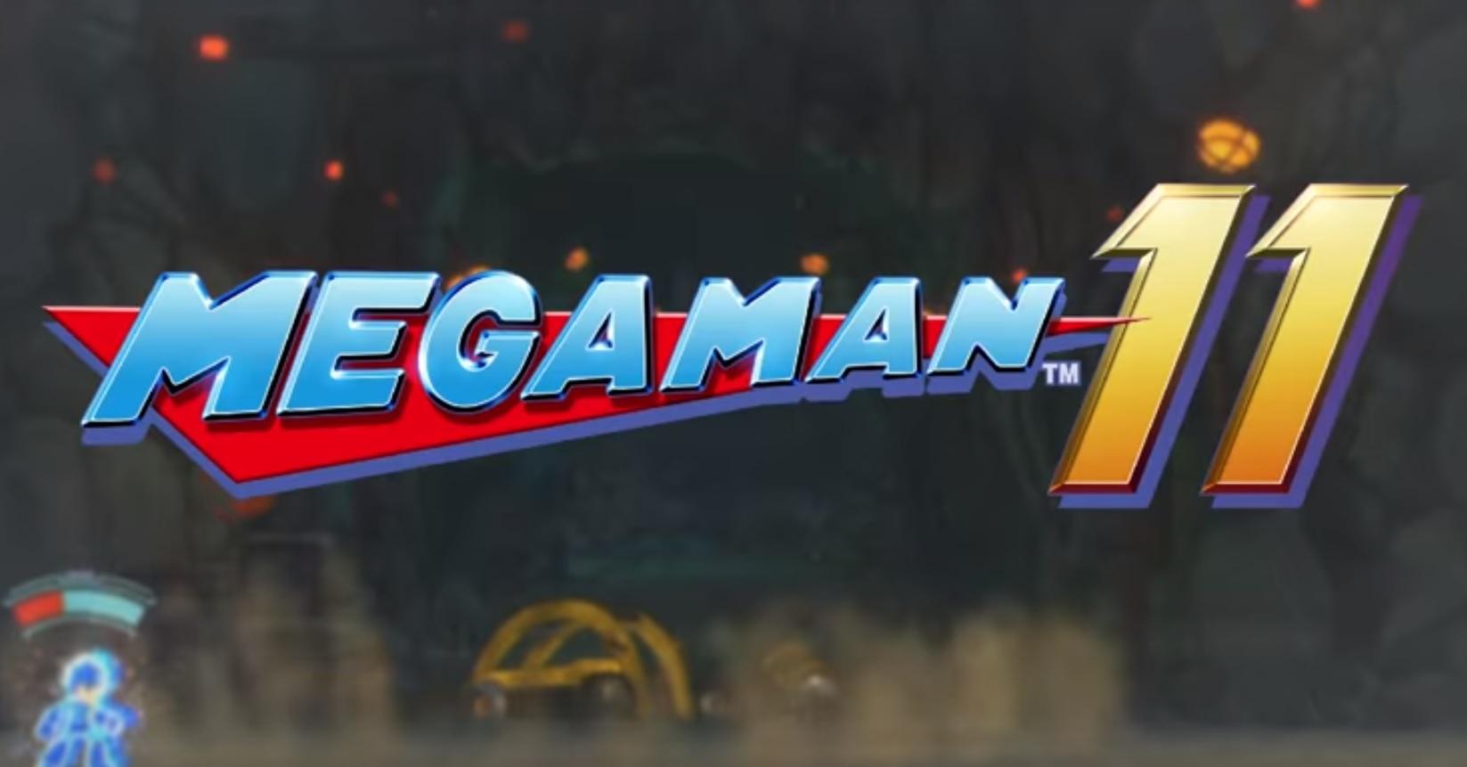 Mega Man 11 ha sido anunciado por Capcom