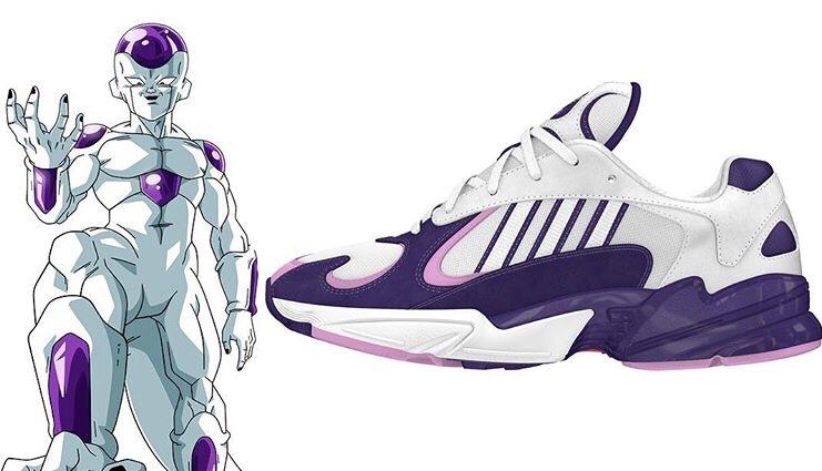 ¡Atención fanáticos!: filtran los primeros modelos oficiales de zapatillas de Dragon Ball