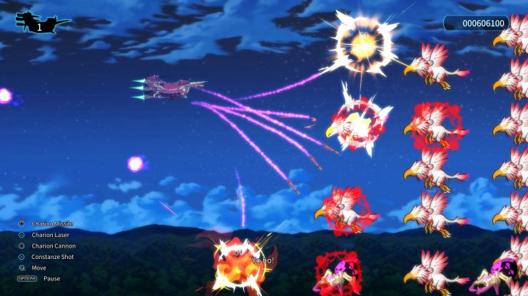 Little Witch Academia: Magic Knight Grand Charion