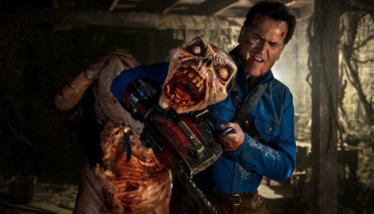 Un nuevo juego basado en Evil Dead está en desarrollo