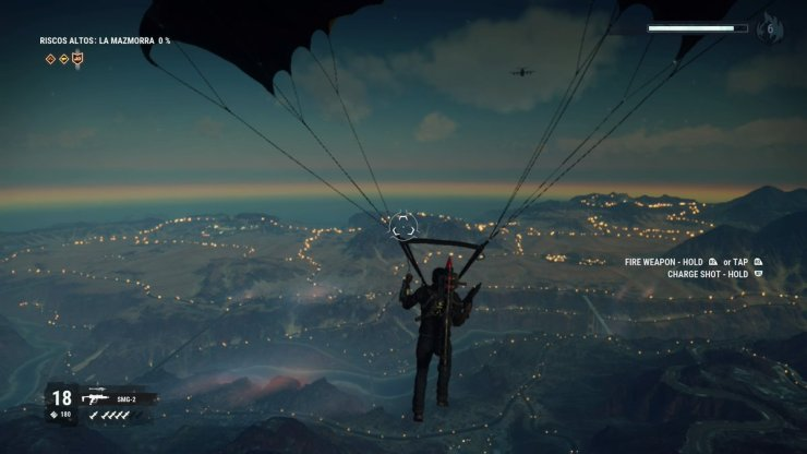 Just Cause 4 reseña