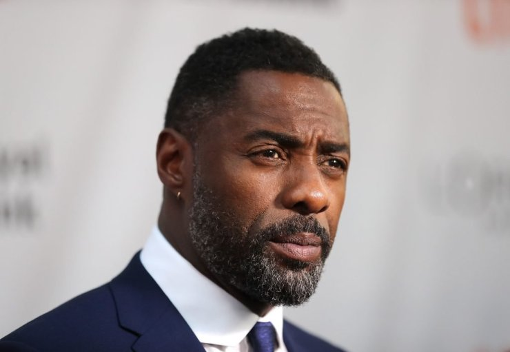 Idris Elba quién es Knuckles Sonic la película 2 the hedgehog