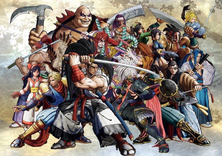 Samurai Shodown - lanzamiento DLC pase de temporada