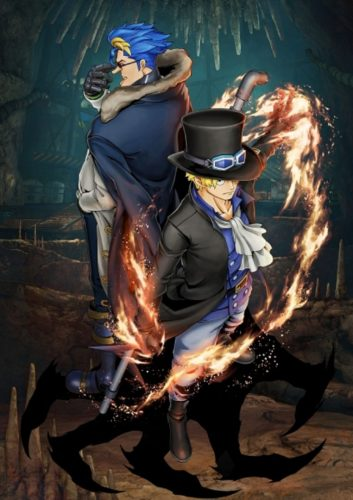 One Piece World Seeker DLC Sabo