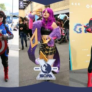 SOFA 2019: los mejores cosplay del Salón del Ocio y la Fantasía
