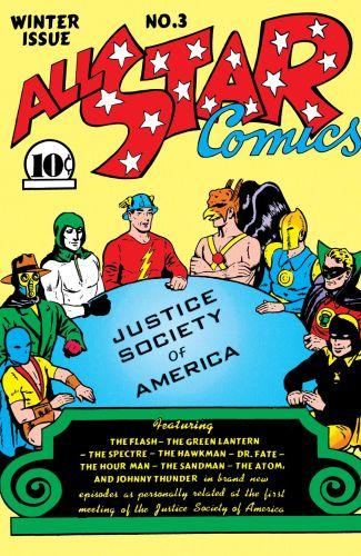 Black Adam - Sociedad de la Justicia de América