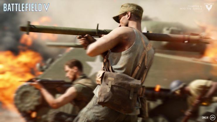 Battlefield V - Capítulo 6