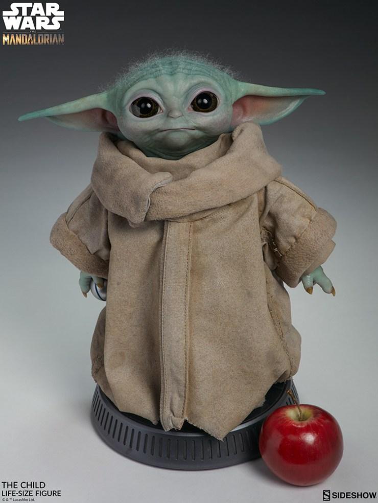 Bebé Yoda Sideshow Collectibles