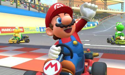 Mario Kart Tour beta multijugador abierta