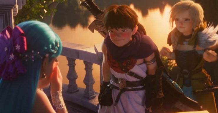 Dragon Quest Tu historia
