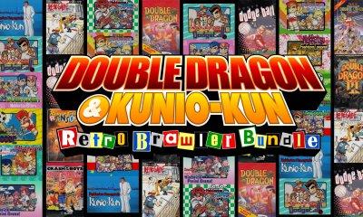 Double Dragon & Kunio-kun