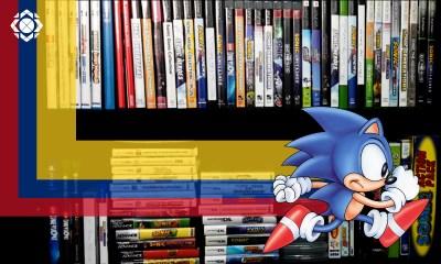 Sonic colección