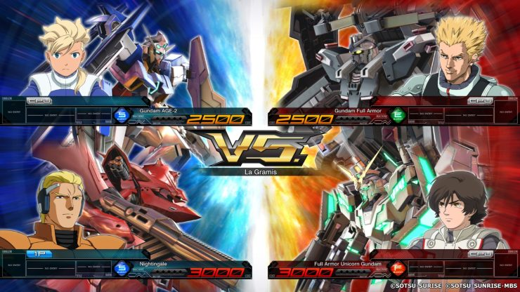 Mobile Suit Gundam: Extreme Vs. Maxi Boost ON