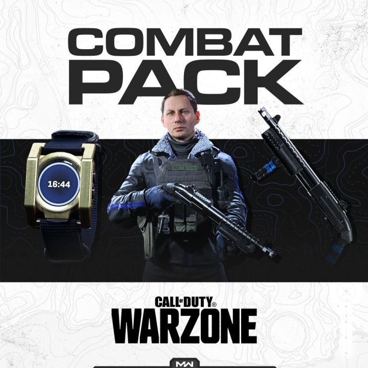 Call of Duty: Warzone Paquete de Combate