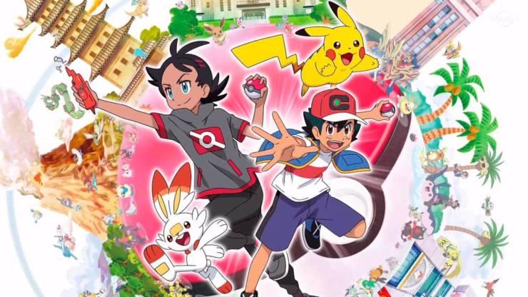 Viajes Pokémon