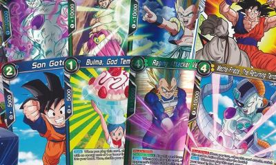 Dragon Ball Z: Kakarot cartas