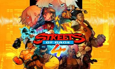 Streets of Rage 4 Fecha de lanzamiento