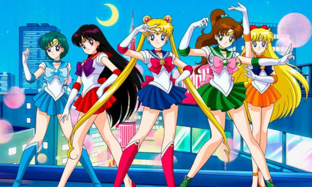 sailor moon canal 1