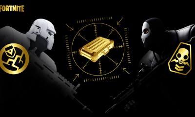 Fortnite Operación: Infiltración