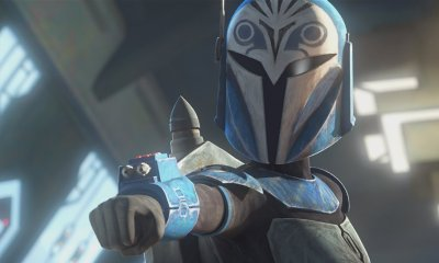 Bo-katan The Mandalorian