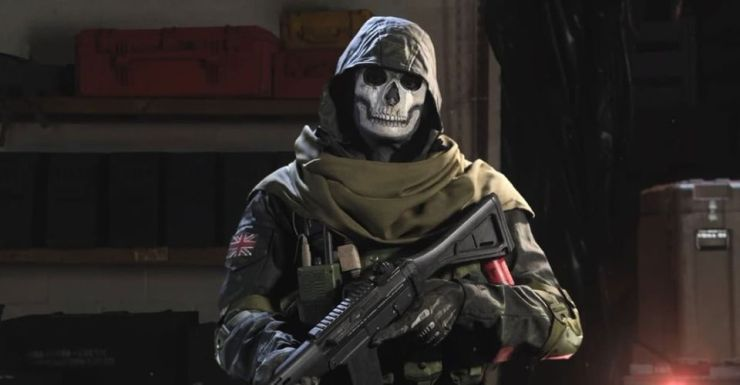 Ghost Call of Duty: Warzone
