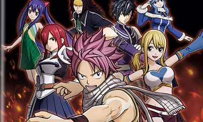 Fairy Tail aplazado