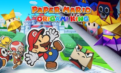 Paper Mario: The Origami King tráiler