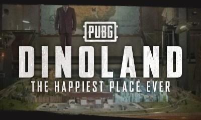 PUBG Dinoland historia