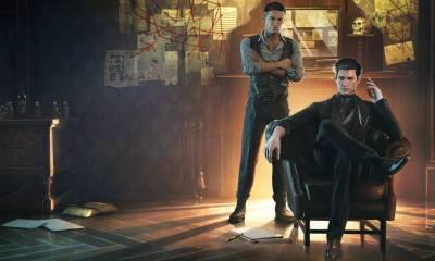 Sherlock Holmes PS5 Xbox Series X