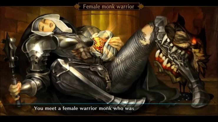 Dragon's Crown Monja