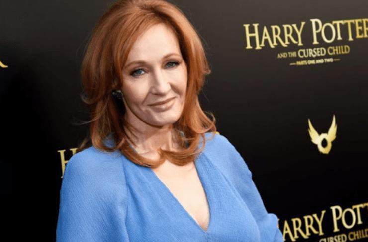 J.K. Rowling Harry Potter transfobia