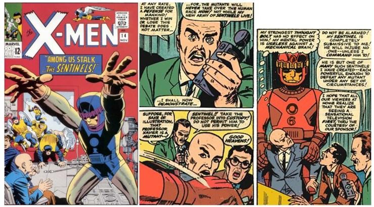 Centinela - Centinelas - X-Men