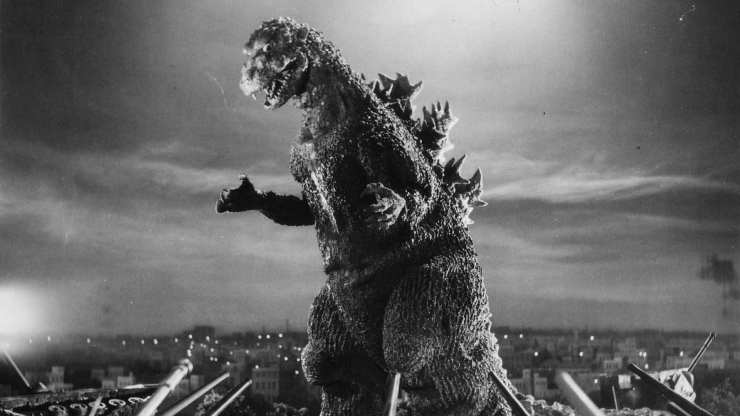 Godzilla - Kamen Rider - tokusatsu