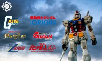 Gundam Guía