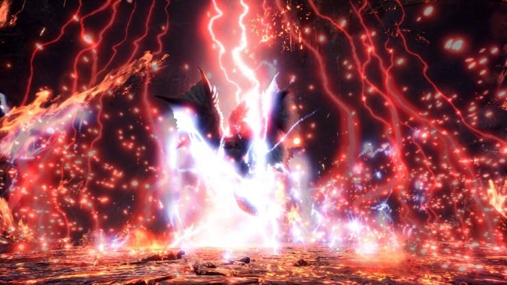 Juicio de Alatreon Monster Hunter World GamerFocus