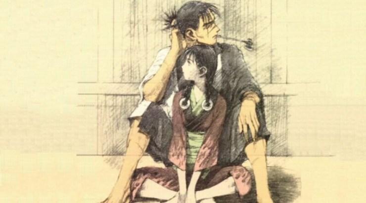 Ghost of Tsushima anime