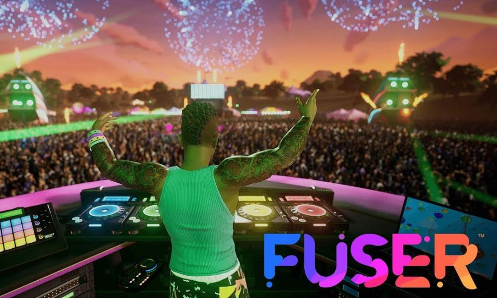 A few months ago we learned the first details of FUSER, a new Harmonix music game. They made a name for themselves in the genre thanks to hits like th
